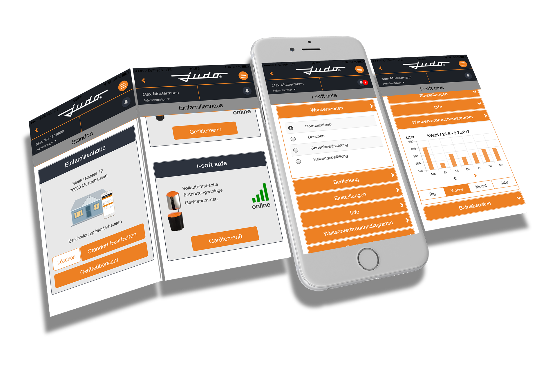 JU-Kontrola aplikacija